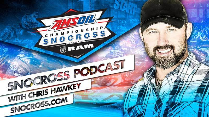 Snocross Podcast