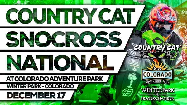 Country Cat Snocross National On Demand
