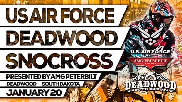 2017 Friday Deadwood Main Event