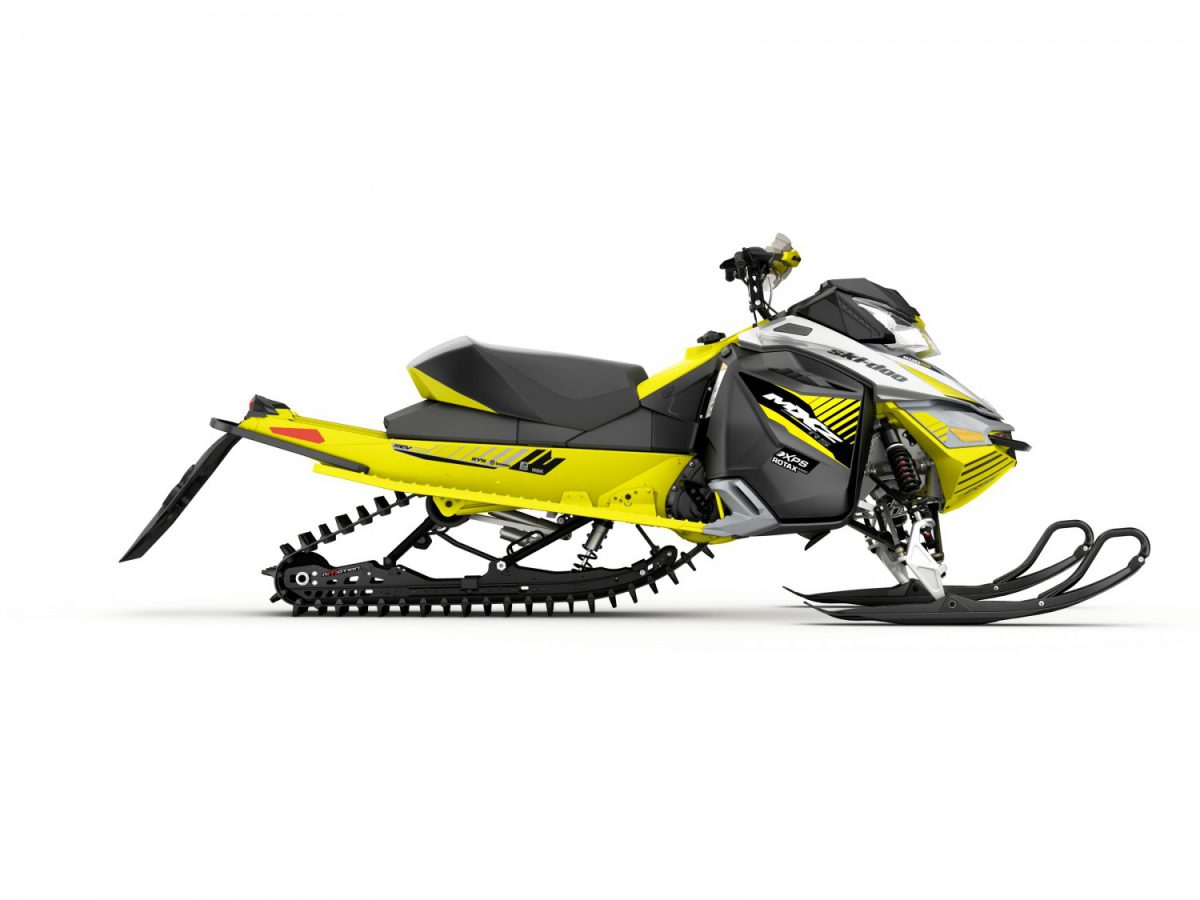 2017 Ski Doo Mxzx 600rs Unvieled With Refinements