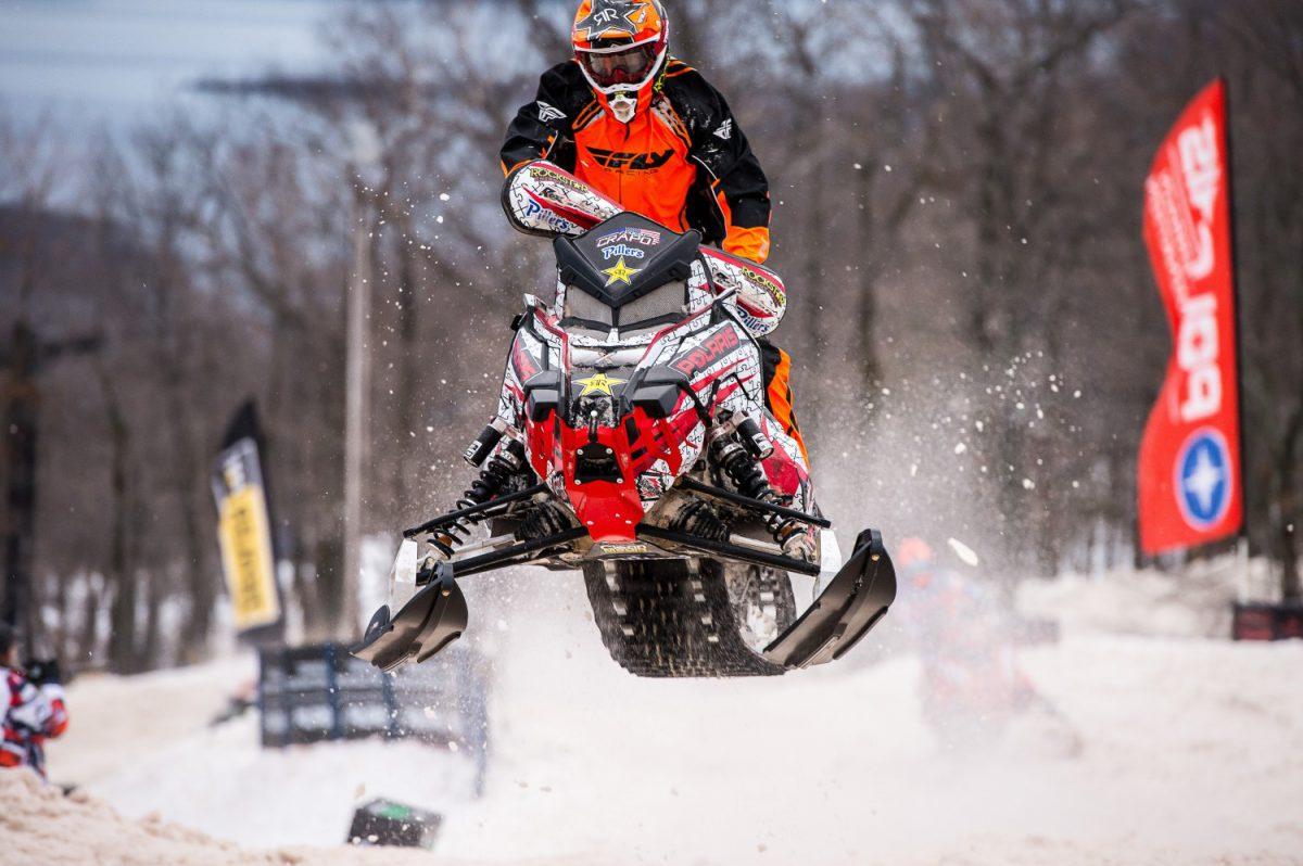 vente chaude en ligne 48290 255df Crapo and Roy getting ready for Canadian snowcross season ...