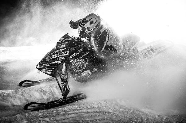 Jimmy John's Snowmobiler