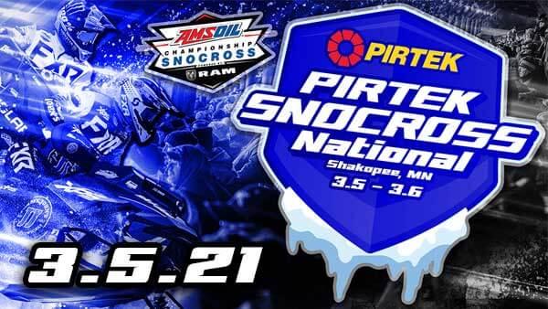 Pirtek Snocross National 3-5-2021
