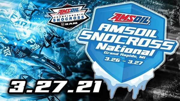 Amsoil Snocross National 2021 Saturday