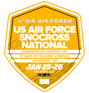 US Air Force Deadwood Snocross