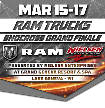 RAM TRUCKS SNOCROSS GRAND FINALE