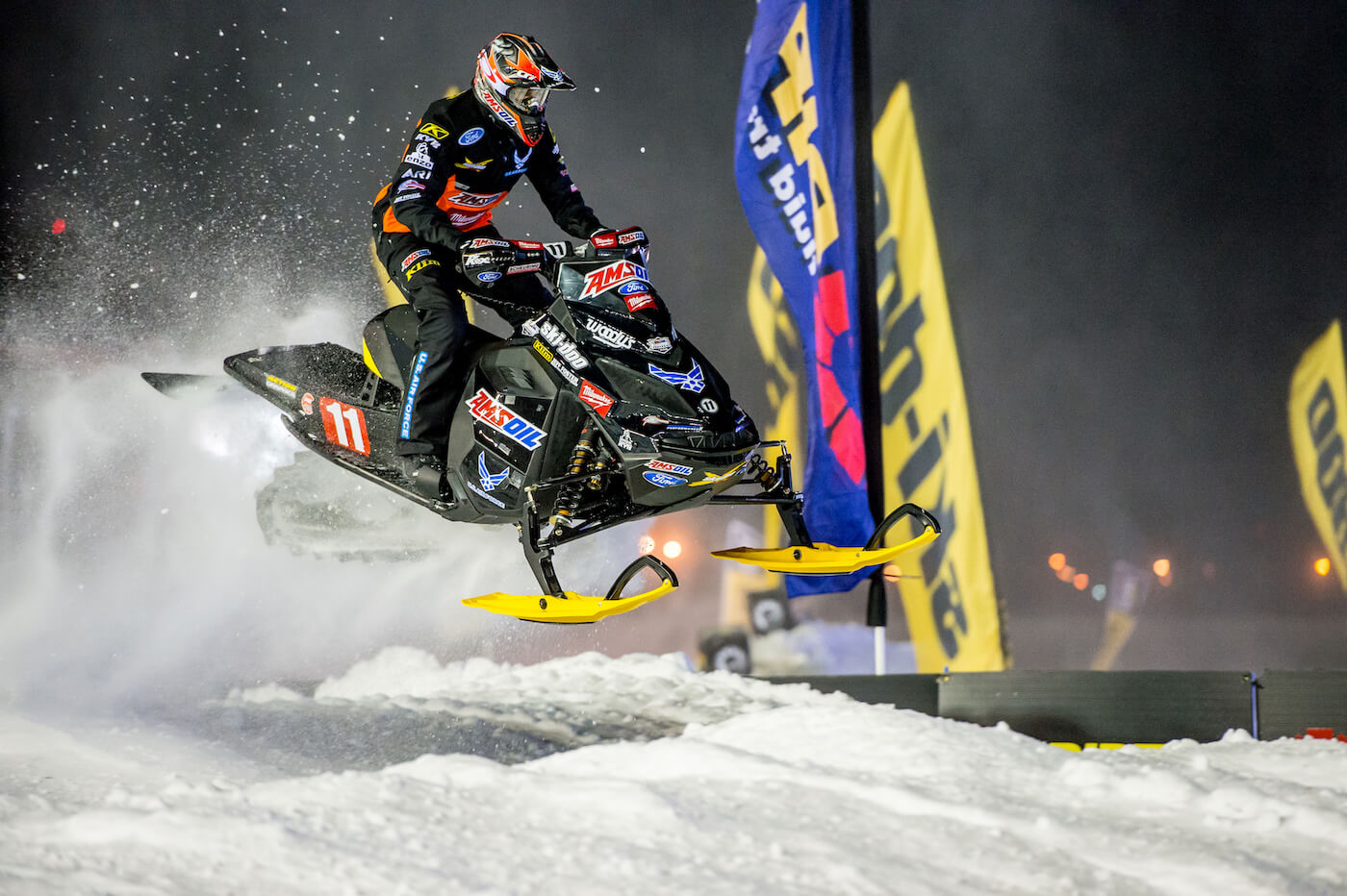 TIM TREMBLAY TO RETIRE FROM SNOCROSS | AMSOIL Championship
