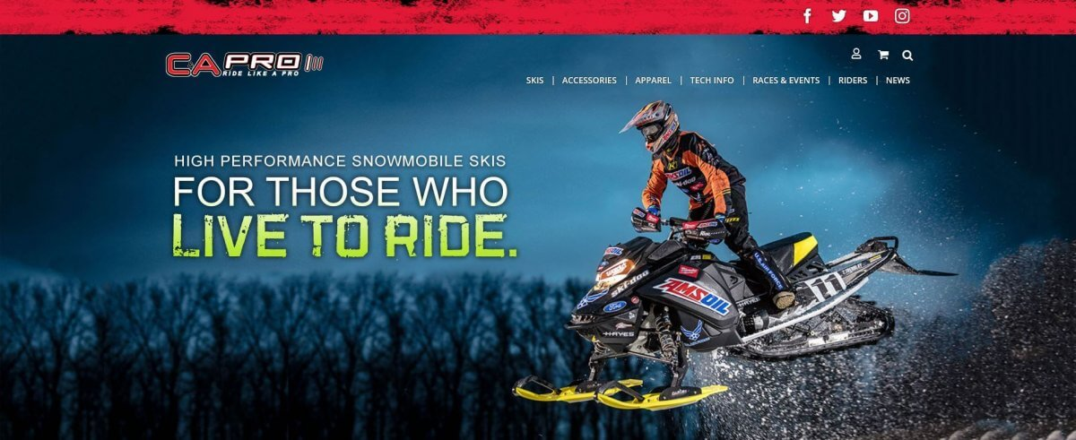 C&A Pro Launches New Website Featuring Its High Performance