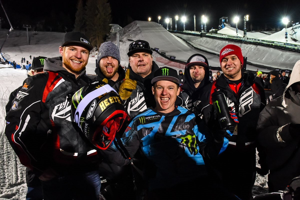 winter x games delivers gold medal valuable experience amsoil winter x games delivers gold medal valuable experience amsoil championship snocross